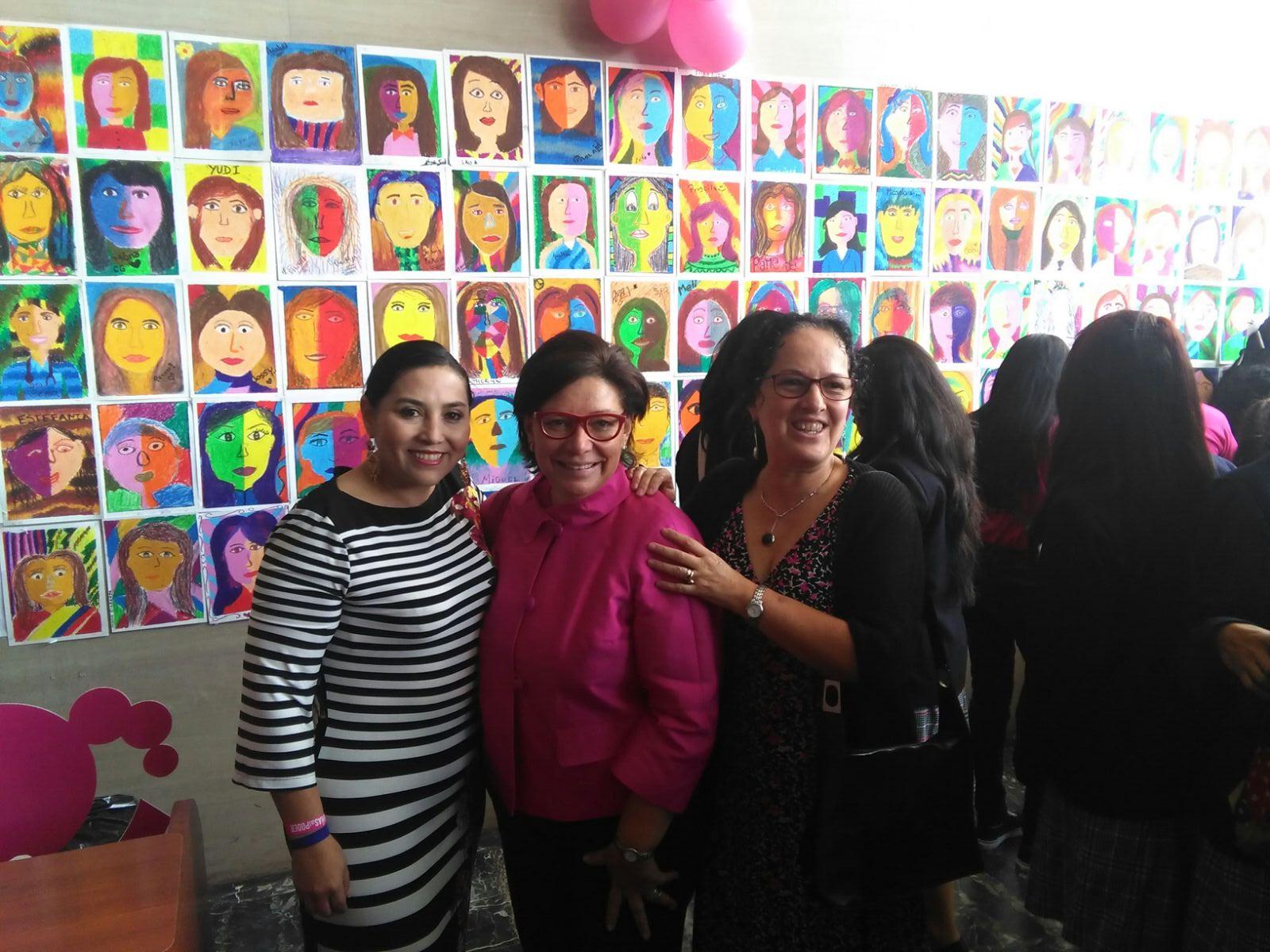 Agenda cumplida 2015 del Grupo Parlamentario por la Garantía de los Derechos de niñas