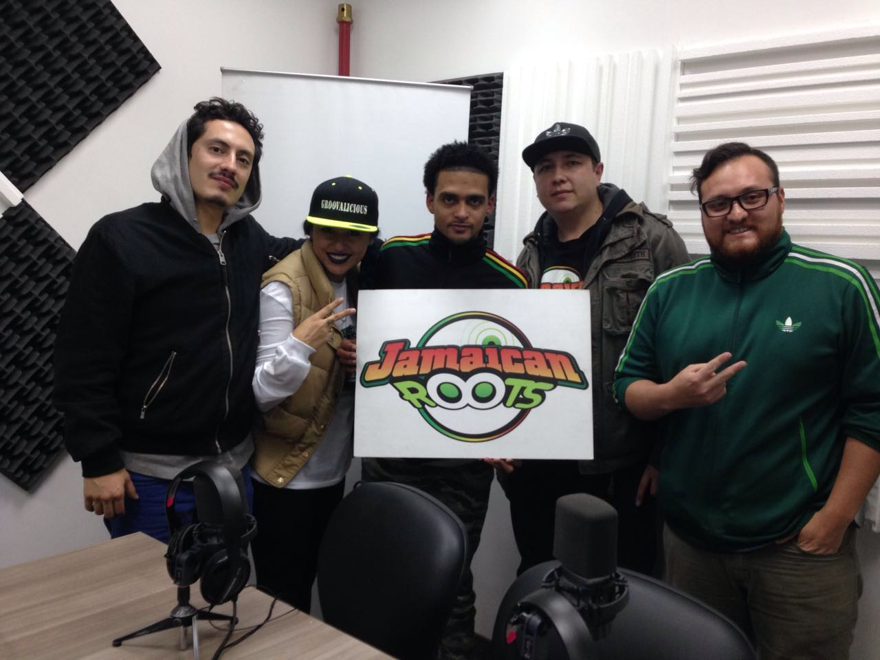 Jamaican Roots - Entrevista Global Bob