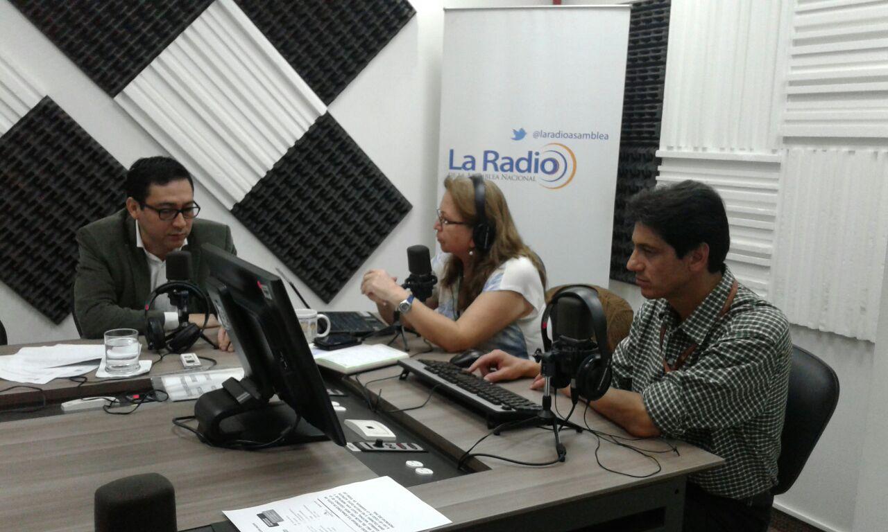 Leonardo Espinoza, subsecretario de información de SENPLADES