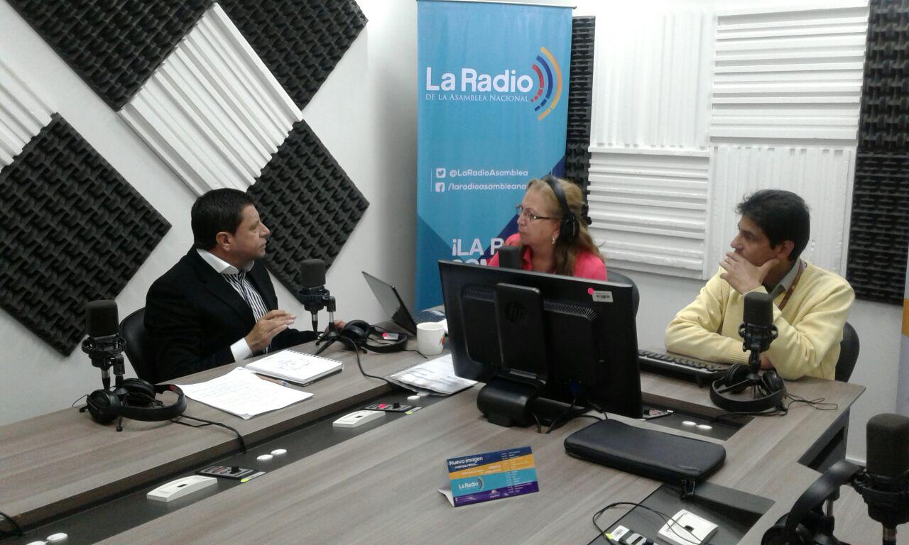 Jorge Calderón,presidente de la Federación de taxistas del Ecuador, FEDETAXI