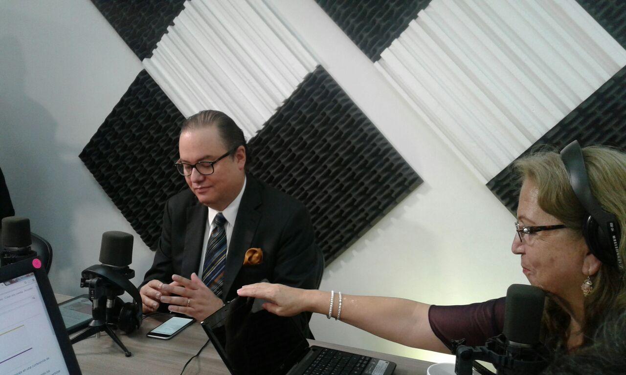 Juan Carlos Terán experto en banca electrónica