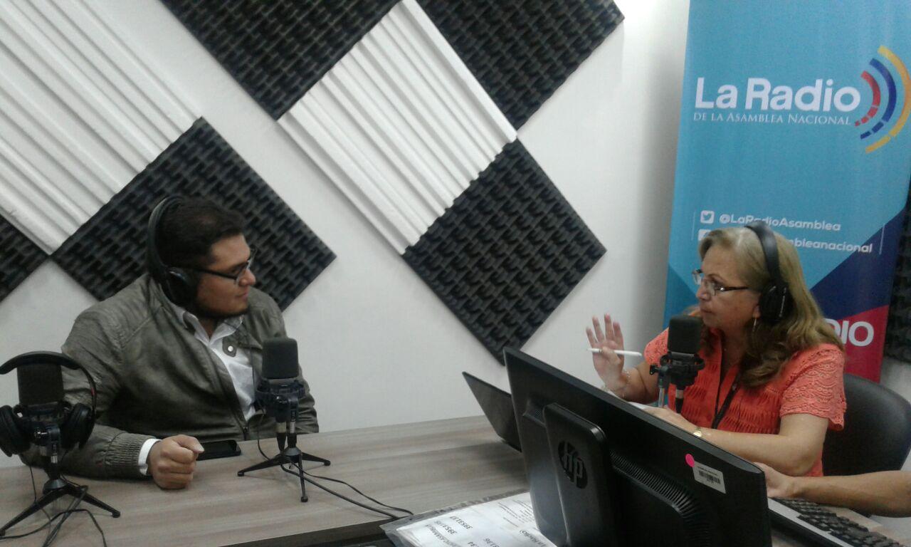 """José Molina,director de """"Catálogos Dinámicos Inclusivos""""del Servicio Nacional SERCOP"""