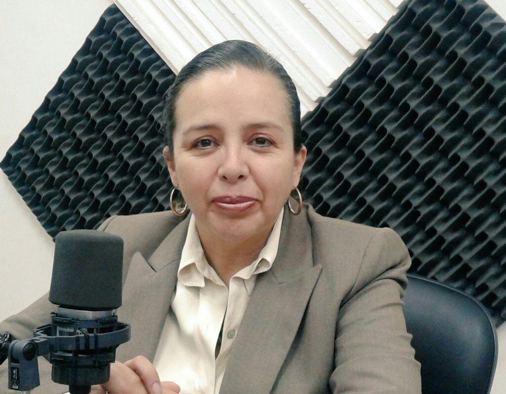 Dra. Mónica Hidalgo,docente del IAEN