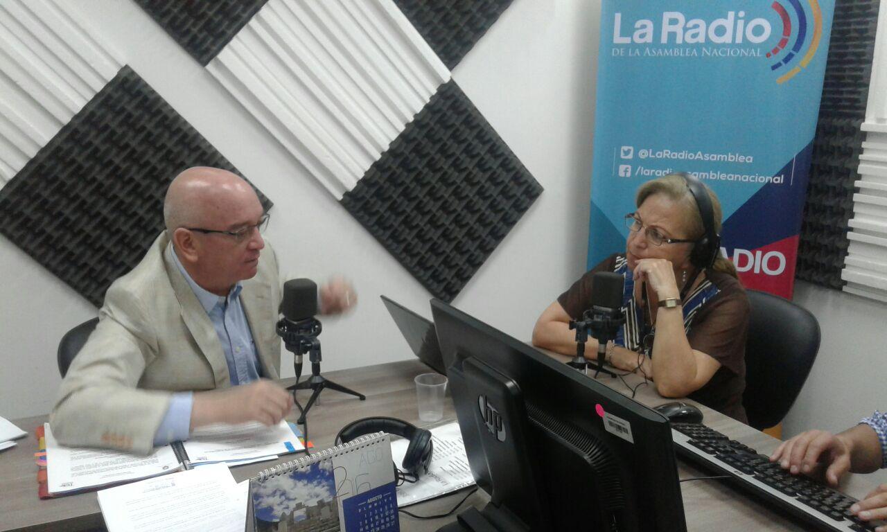 Patricio Baca Mancheno, presidente del Tribunal Contencioso Electoral