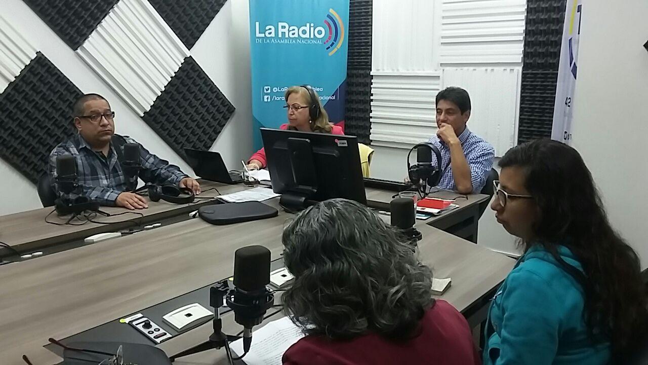 Sonia Rosales, representante del circuito los barrios La Ronda