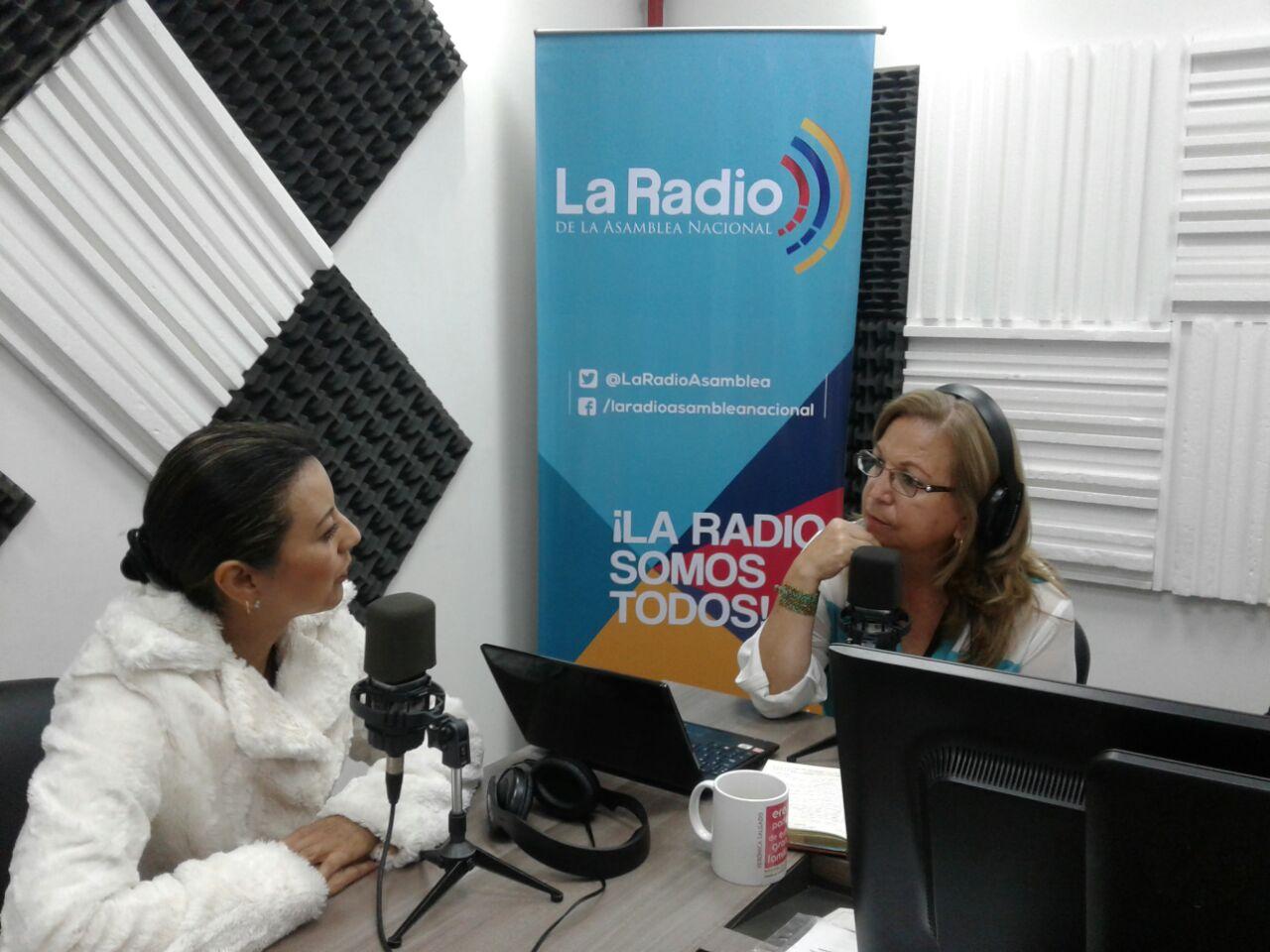 Eco. Silvana Vallejo,directora Ejecutiva de la Corporación de Agencia de Promoción