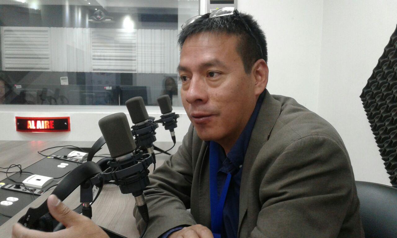 Carlos Llamiguano, especialista en neurociencia