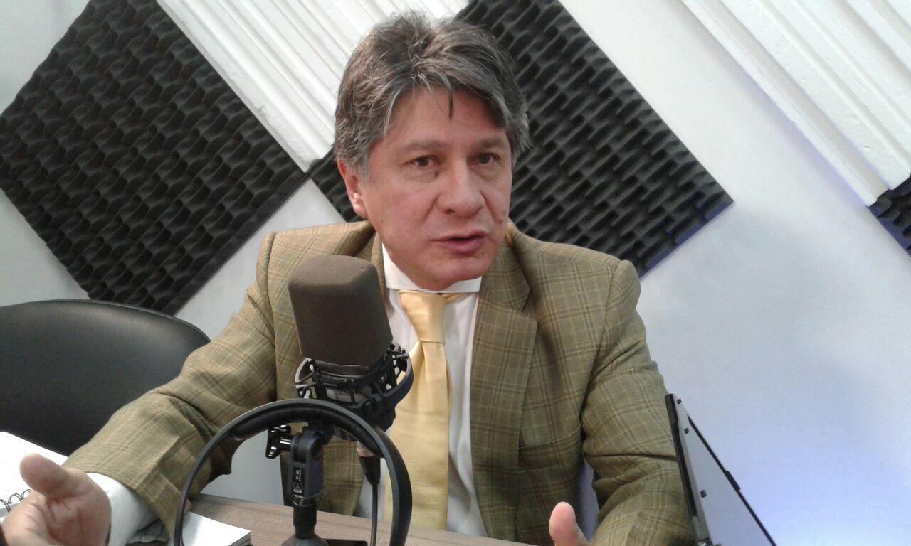 Diego Utreras, director ejecutivo de la Federación Hotelera del Ecuador.