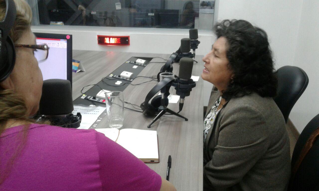 """Nancy Rosero: """"En educación todavía nos falta mucho para la inclusión"""""""