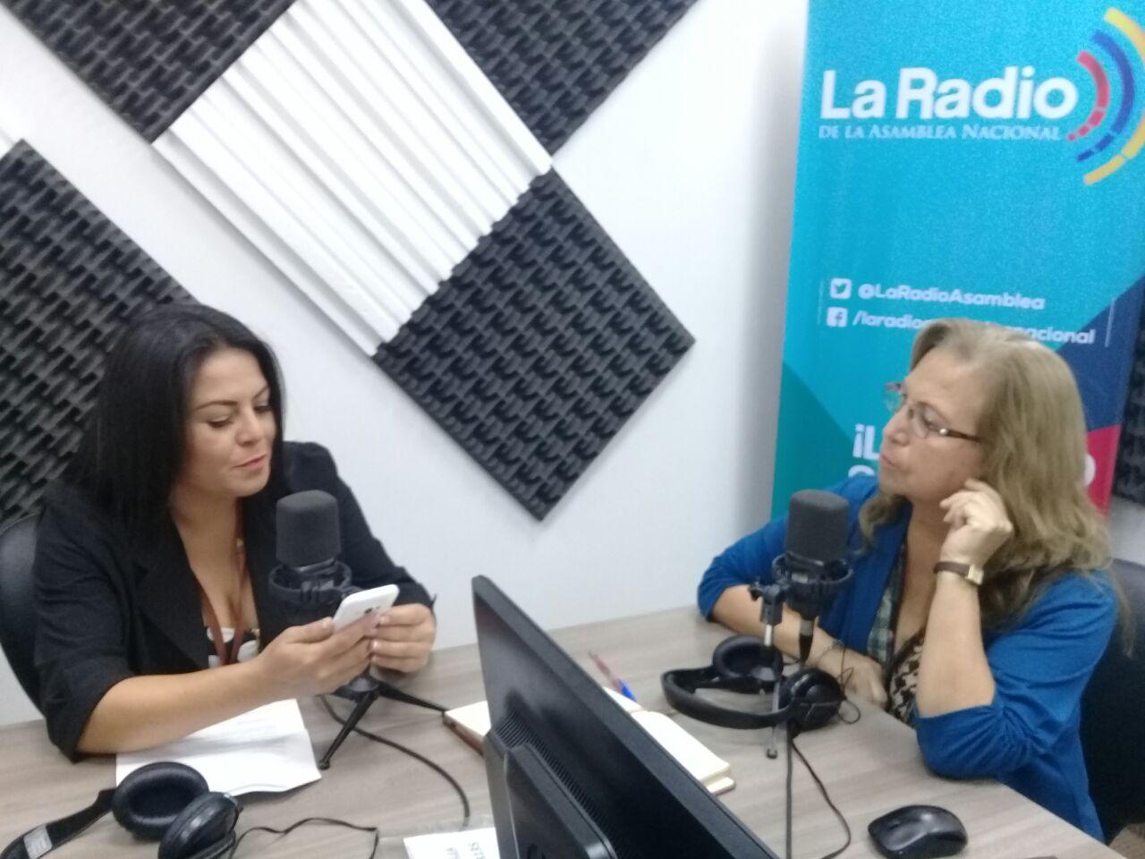 """Candidata Elba Camacho:  """"Se necesita justicia, inclusión y equidad""""."""