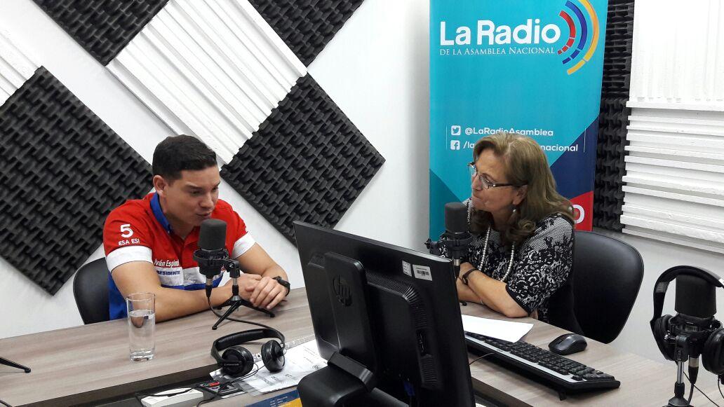 """Candidato presidencial Iván Espinel: """"Lucharé contra la corrupción"""""""