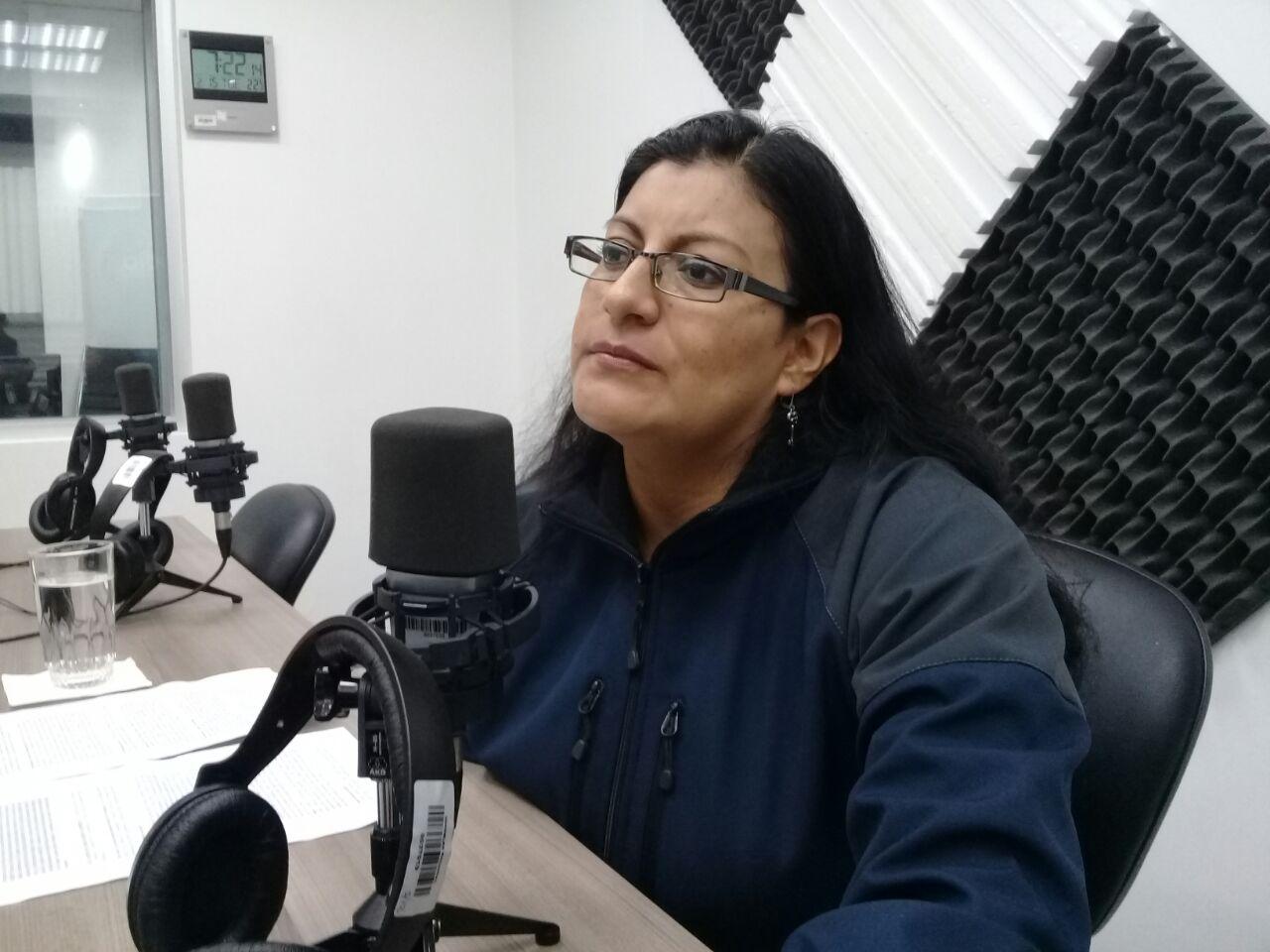 "Adriana Orejuela: ""La mortalidad materna se redujo en un 58%"""