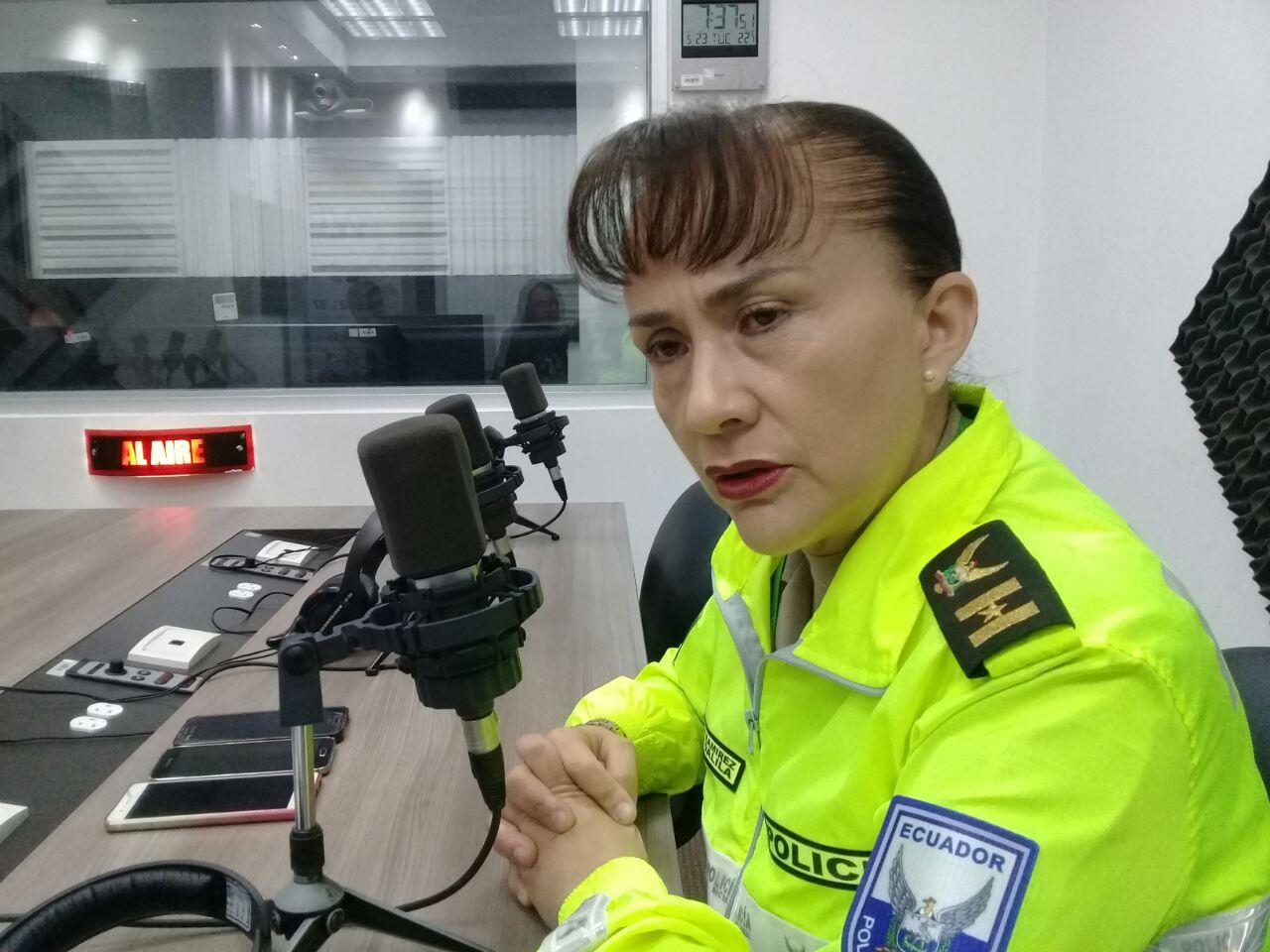 Margarita Pereira: Primera mujer que dirige la Escolta Legislativa