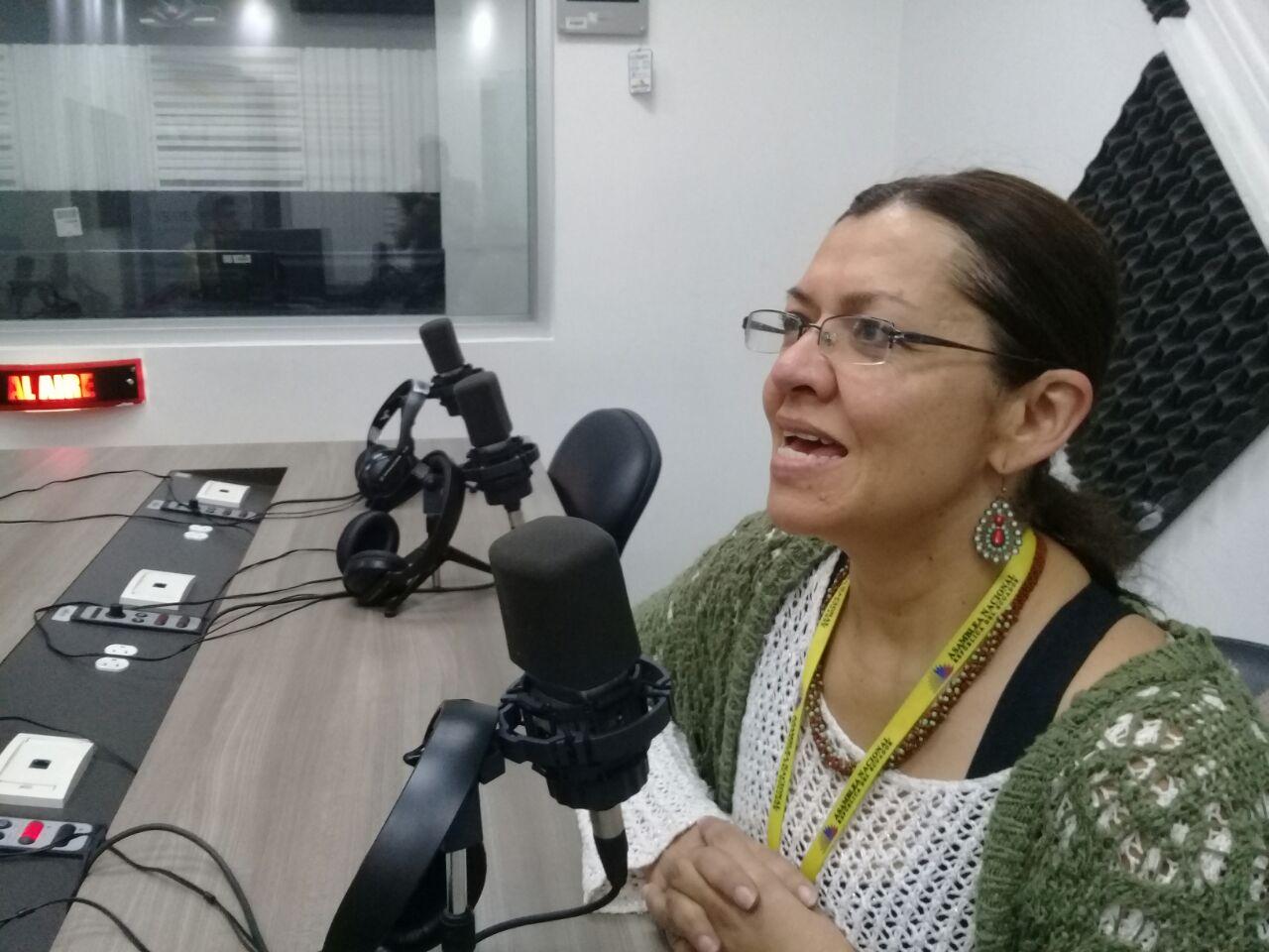 Paulina Soria: Buenas prácticas forestales