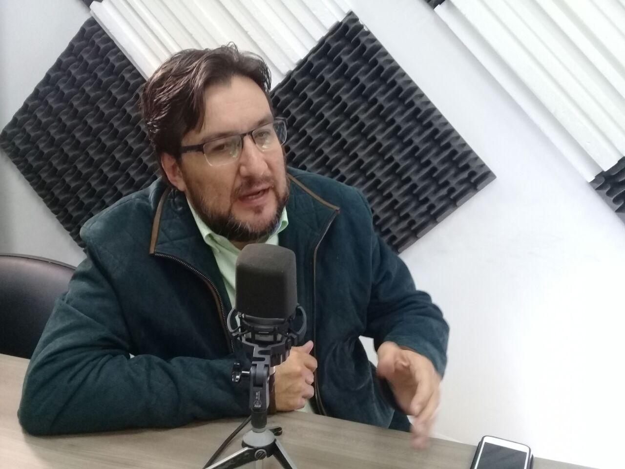 Edwin Jarrín: Proceso de selección del Contralor