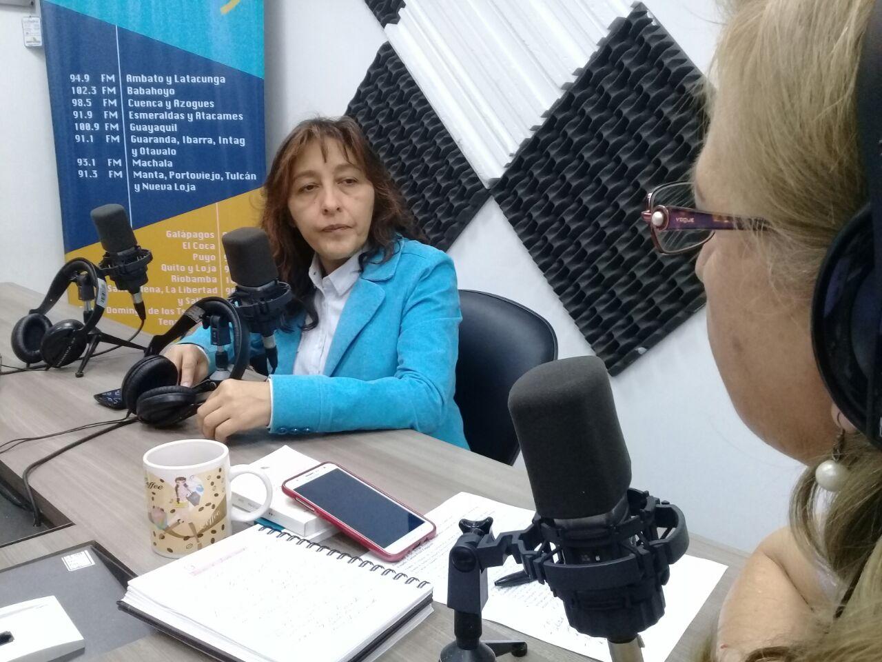 Verónica Moya y Xavier López: Pensiones alimenticias