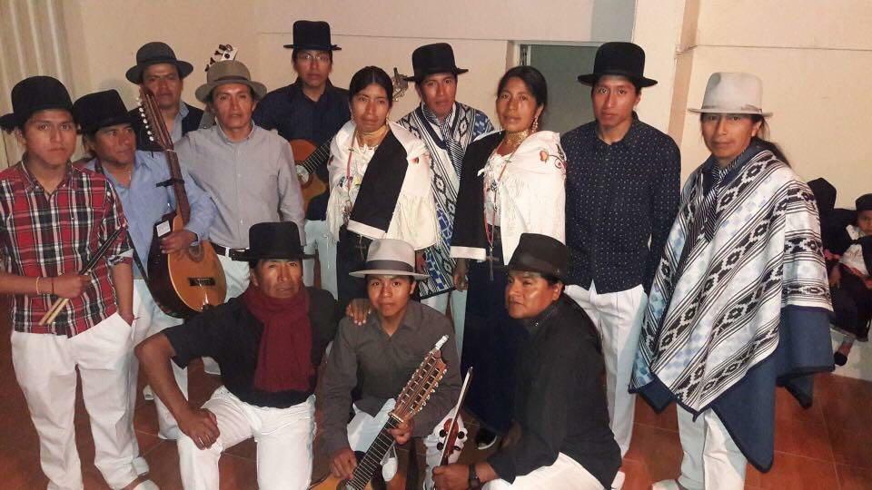 Grupo Tushuy Peguche