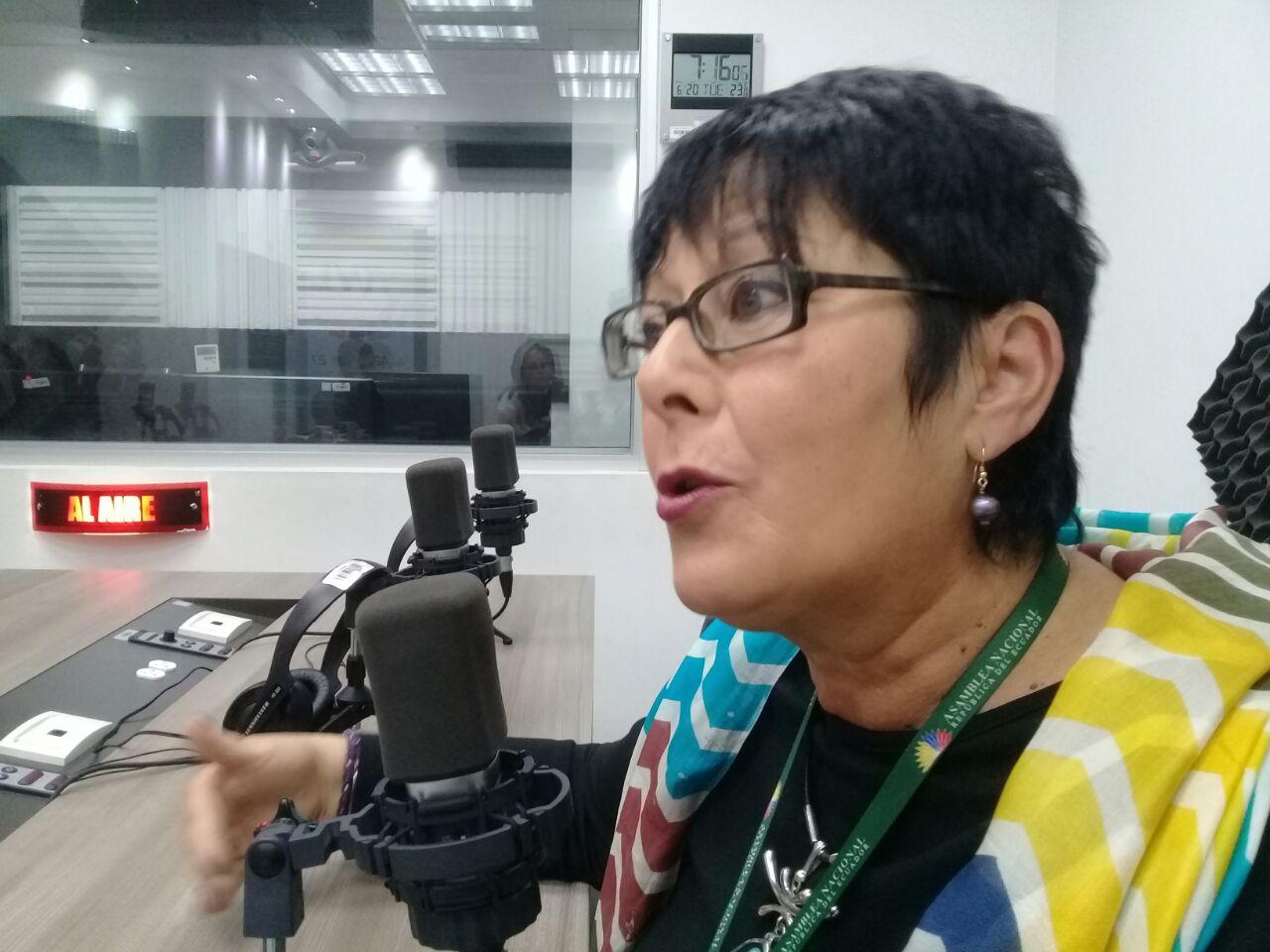 Rosa Pavanelli: Caso Unión Nacional de Educadores