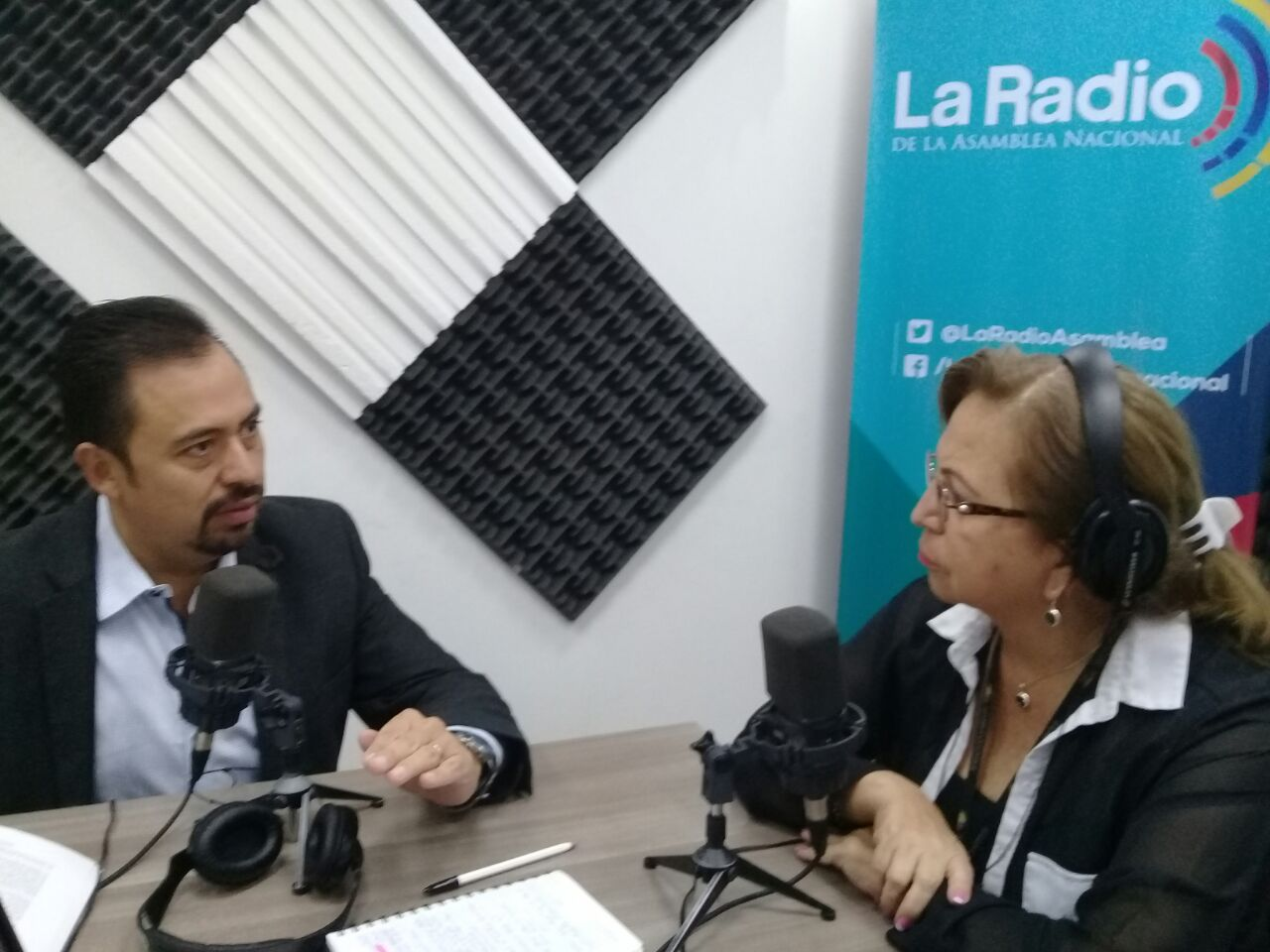 Sergio Garnica: Incremento de pasajes en Quito.