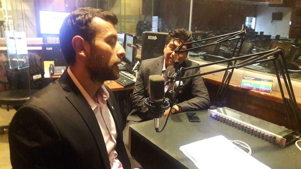Charlas Legislativas: Jorge Yunda / Sebastián Palacios.