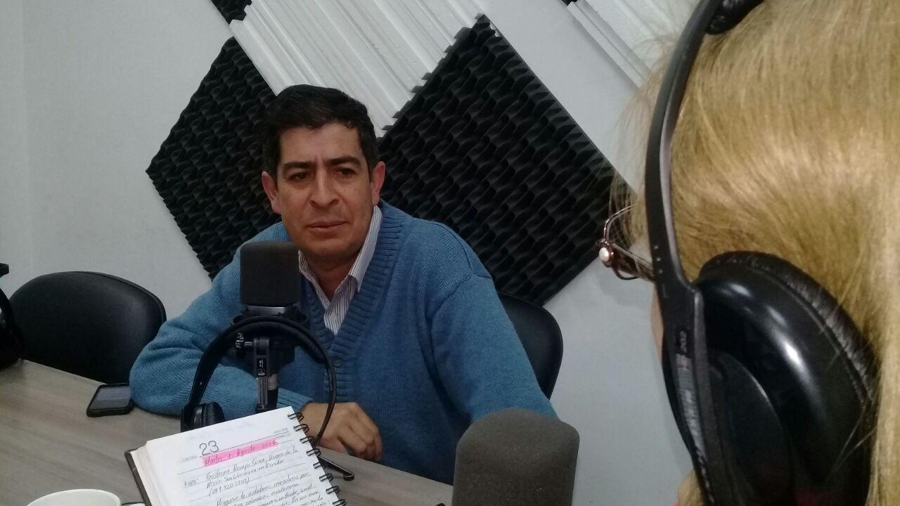 Guillermo Ravayo: Migración de ciudadanos venezolanos.