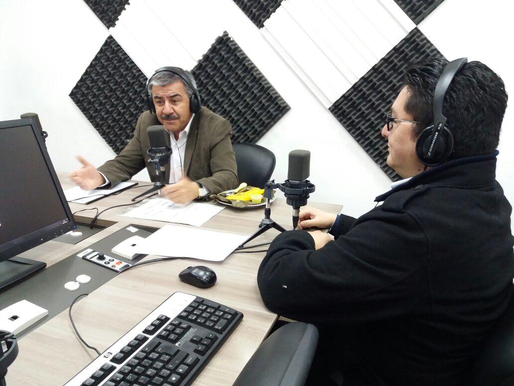 Rubén Bustamante: El ingeniero de la Asamblea