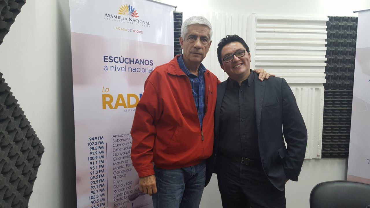 Fernando Callejas: Un ambateño de cepa