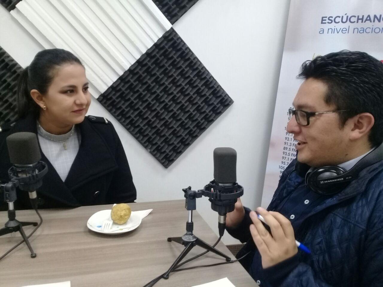 Tanlly Vera: una manabita comprometida con todo el Ecuador