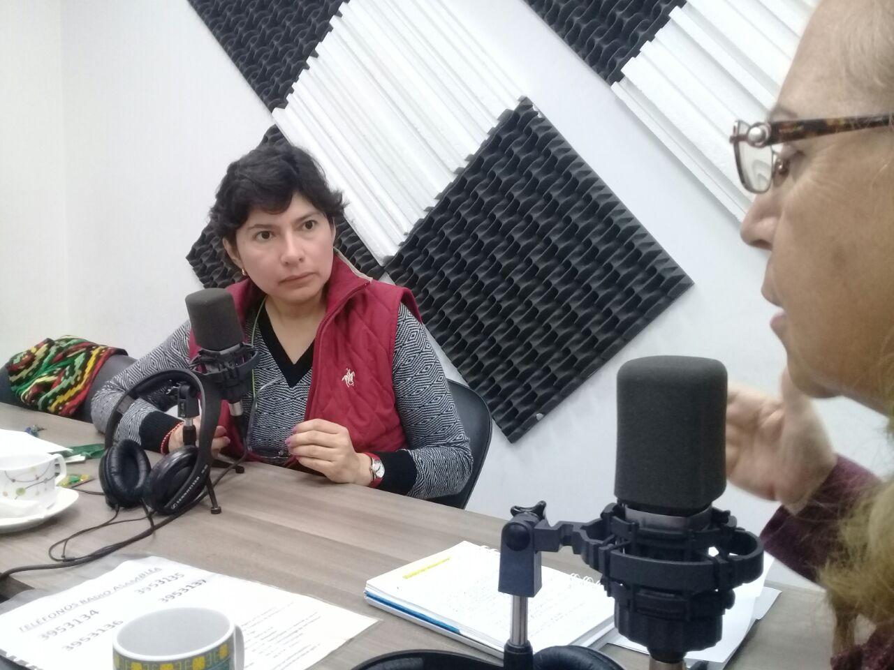 Voces en Acción - Carol Murillo:  Campaña por el No a la Consulta Popular