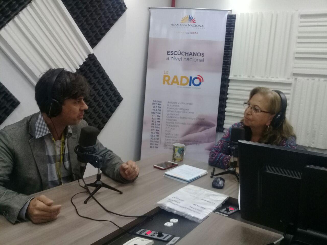 Diego Vivero: Política 'Cielos abiertos'