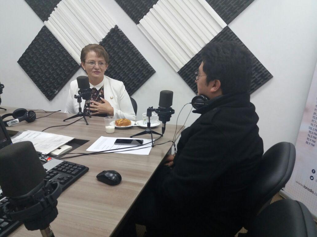 Norma Vallejo: Pasión por su familia, la enfermería y la política