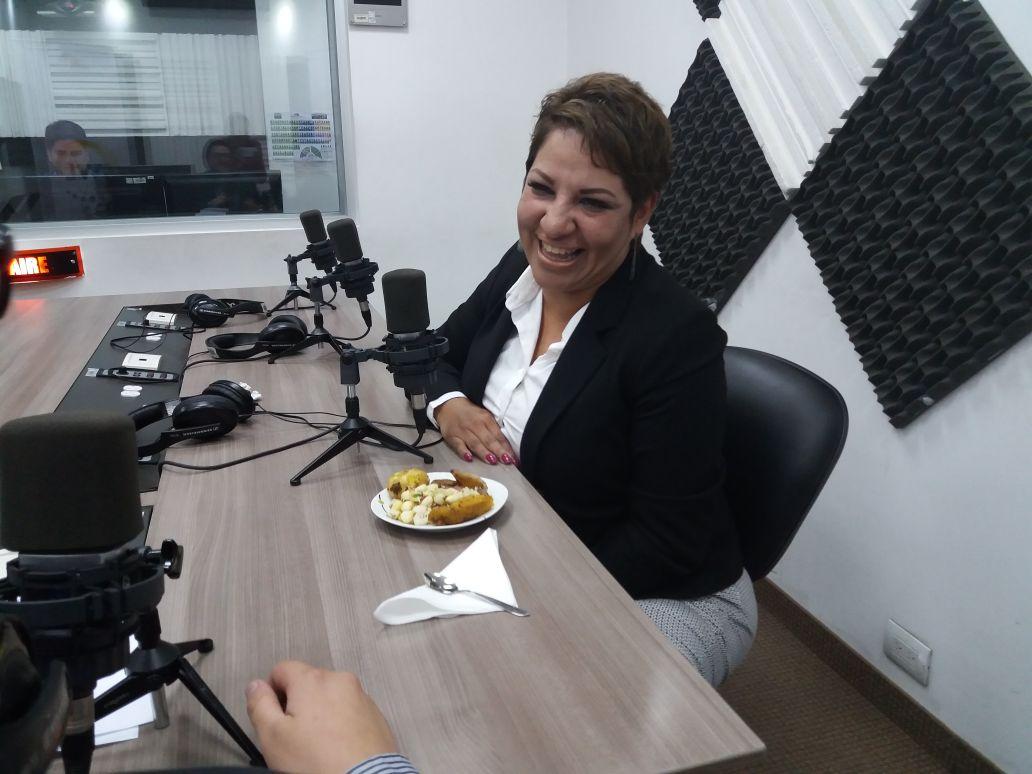María José Carrión: Sensible ante todo
