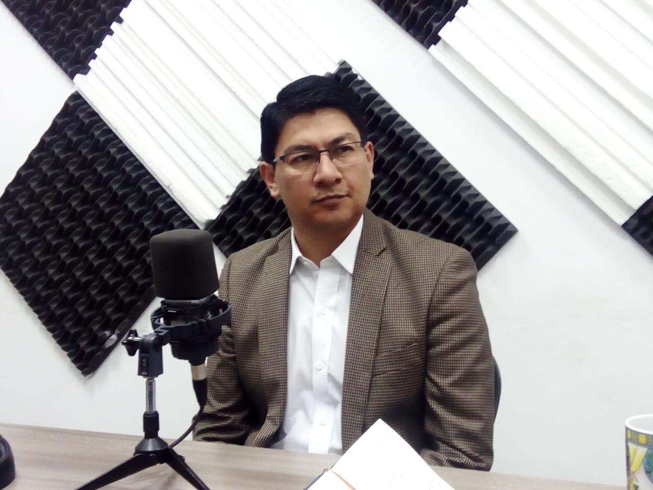 Romel Jurado: Reformas a la Ley de Comunicación