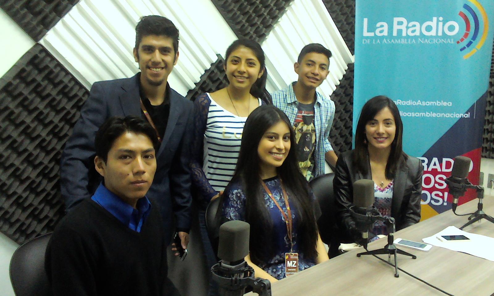 Participación Juvenil en Medios