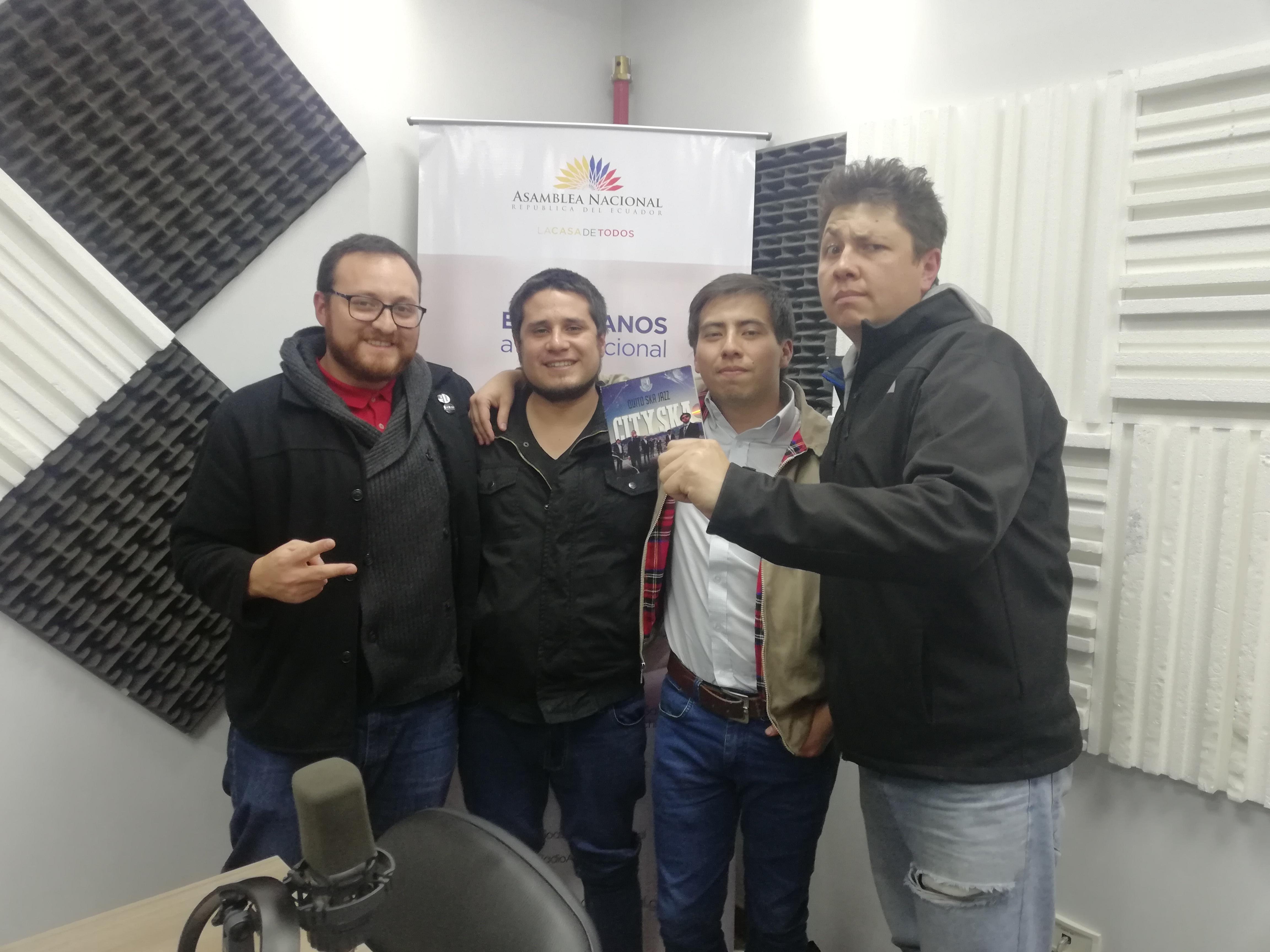 Entrevista Quito Ska Jazz