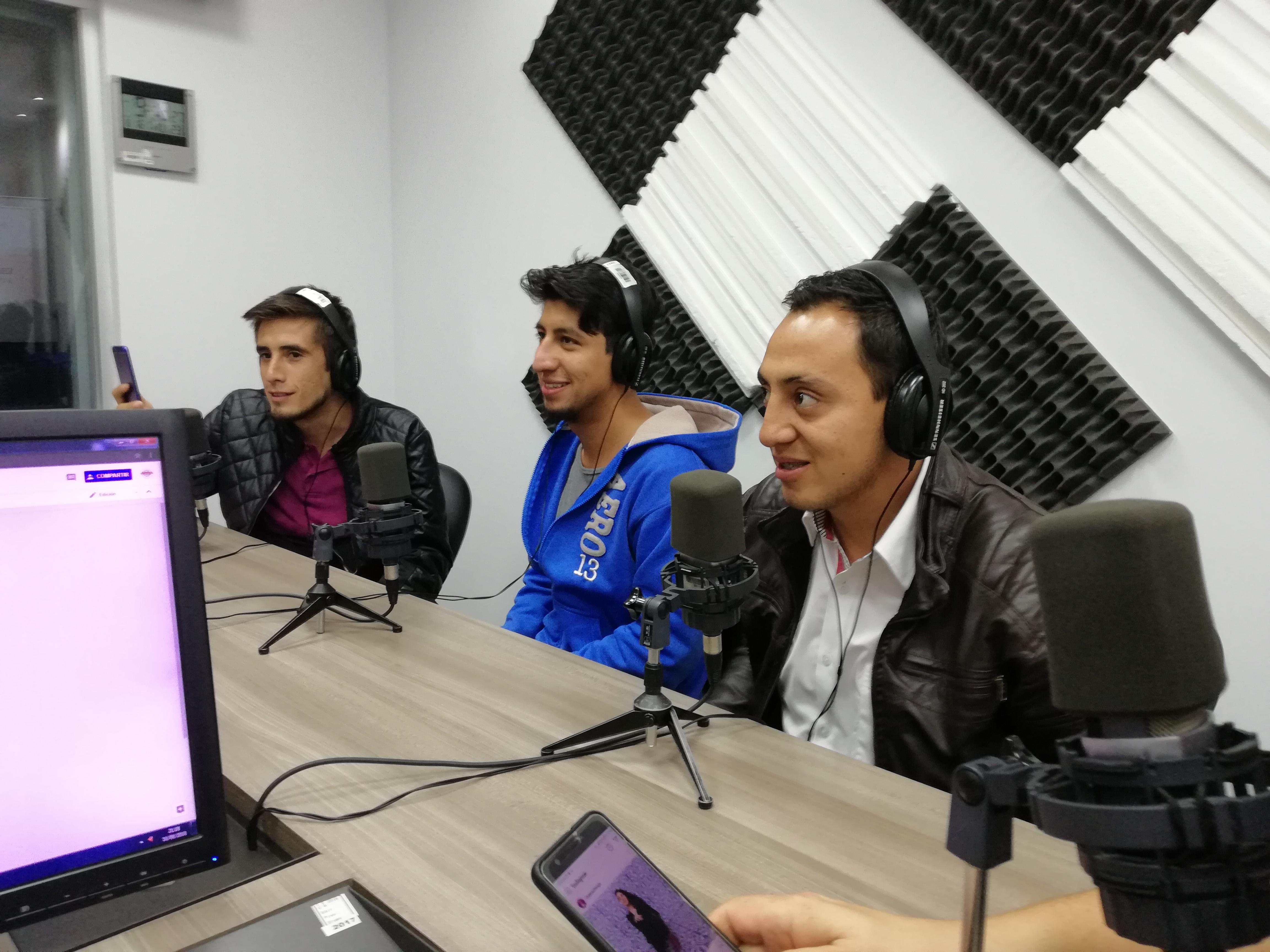 Entrevista a Takijana y Chulpi Tostado