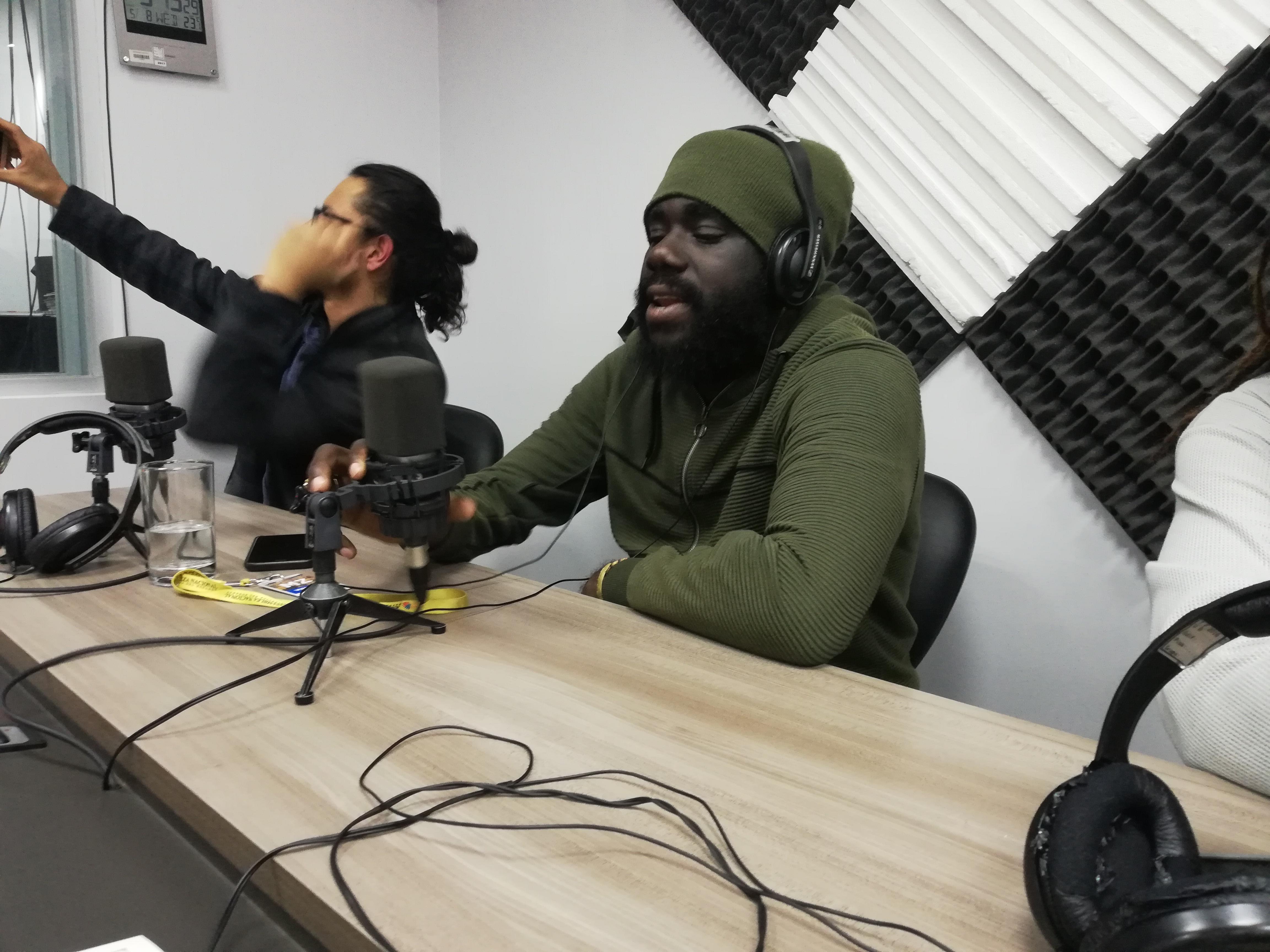 Entrevista a Stranjah Miller