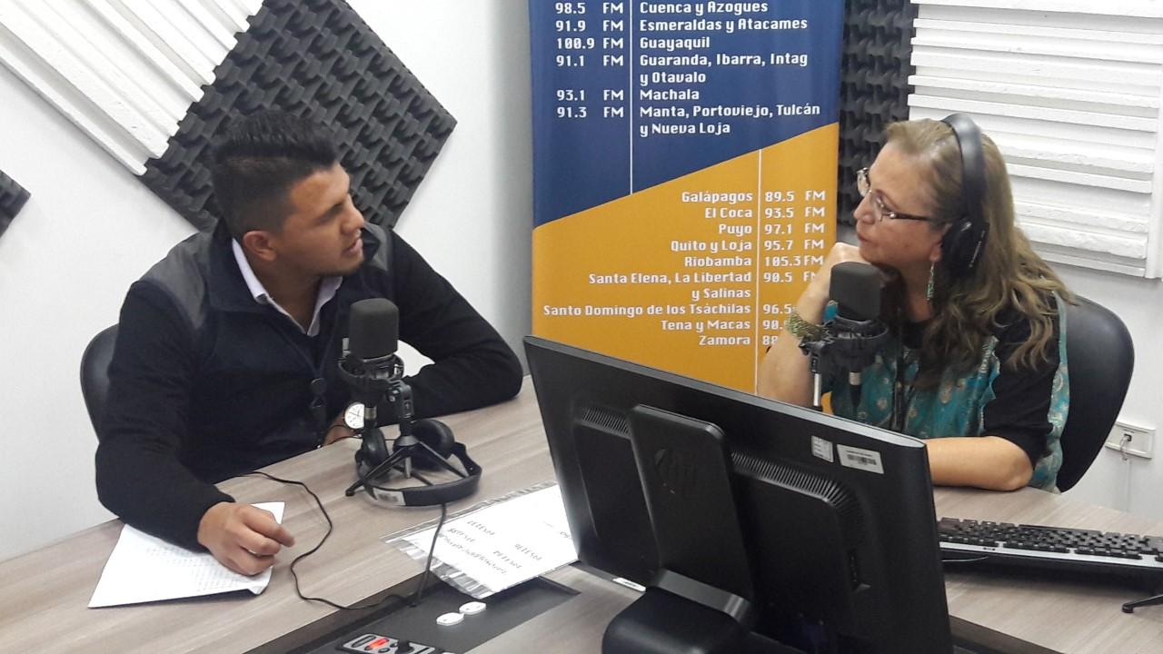 """Wladimir Arreaga: """"El periodo lluvioso se extenderá hasta mediados del mes de mayo"""""""