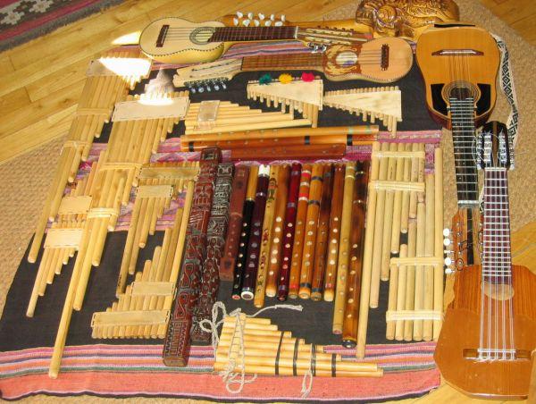 Sinchi Warmi Rimay - Entrevista con el Taller de Instrumentos Andinos