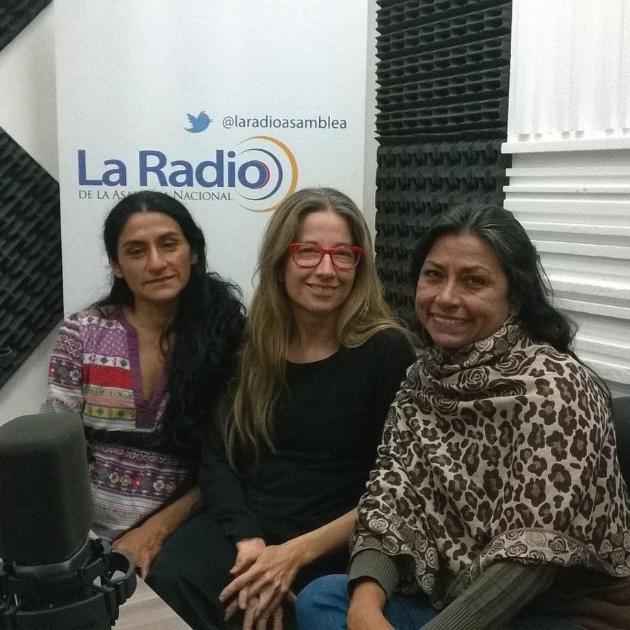 Lilith en las Tablas- Irina Ponton y Paulina Peñaherrera