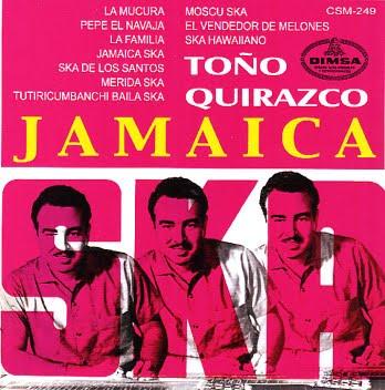 Jamaican Roots - Especial Ska Mexicano