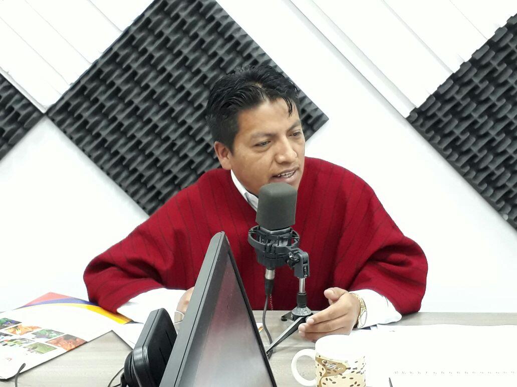 José Buñay - Acceso al agua y tierra en el Ecuador