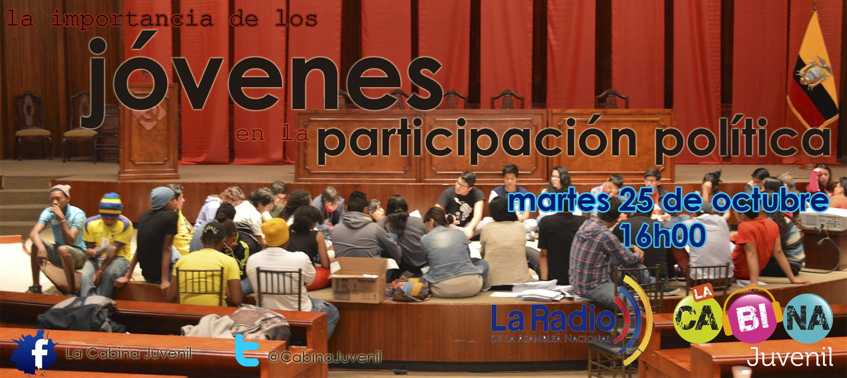 Jóvenes y participación política