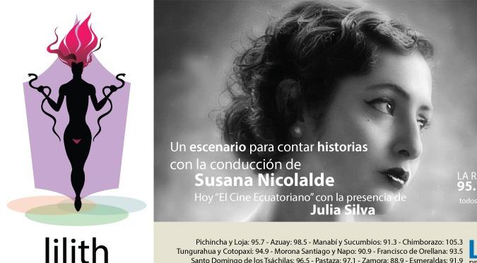 Lilith en las Tablas- Julia Silva