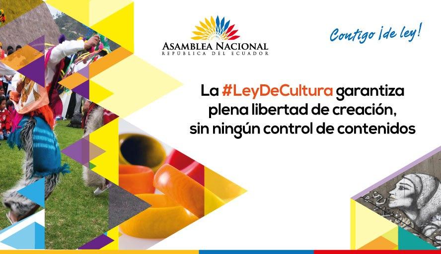 LEY ORGÁNICA DE CULTURA