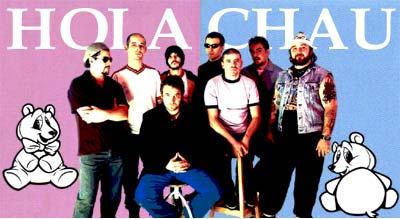 Los Fabulosos Cadillacs Hola y Chau