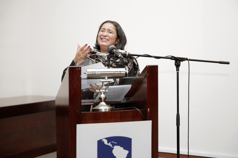 Dolores Cacuango: unidos estamos