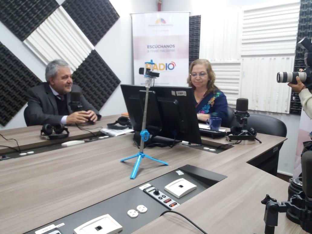 Luis Verdesoto: propuesta de reformas al Código de la Democracia