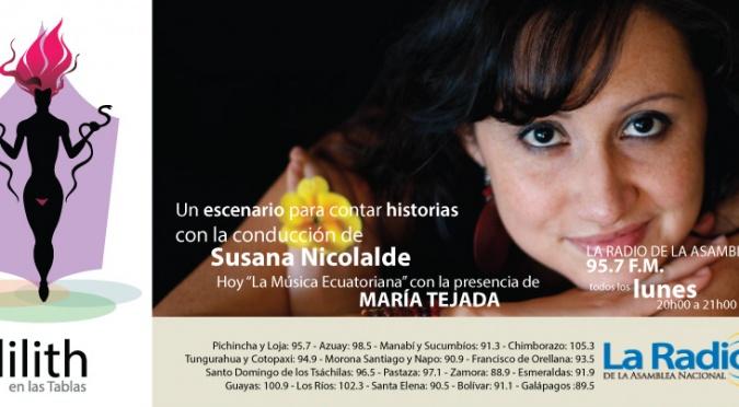 Lilith en las Tablas- María Tejada