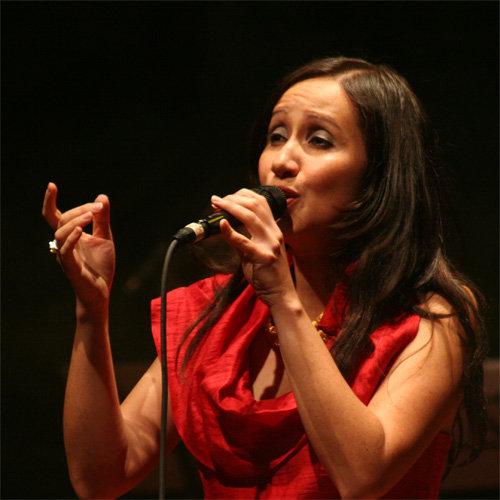 María Tejada, Pesebre de Maíz